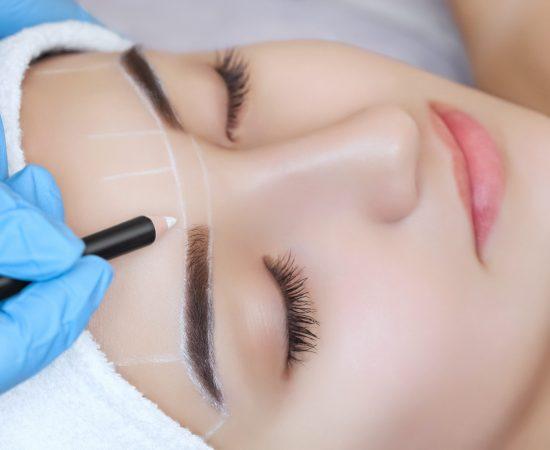 Soins beauté du visage - Microblanding